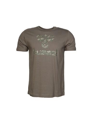 Hummel Hummel 910594 Audenzıo Kısa Kollu Tshirt Yeşil